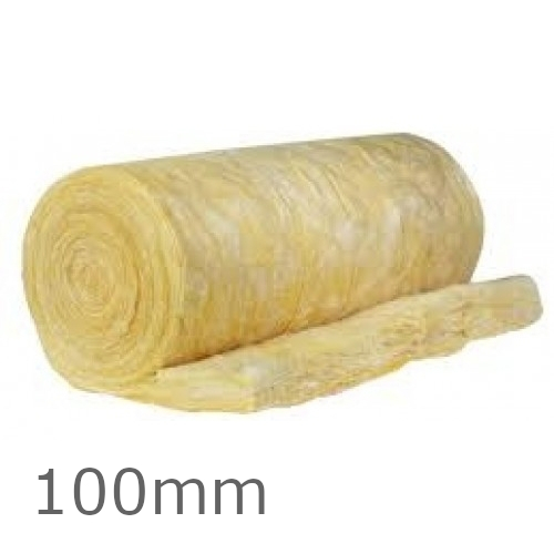 100mm URSA 10 Loft Roll (split 2x570mm)