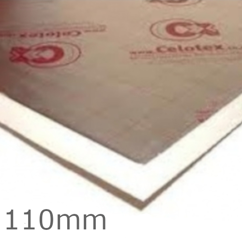 110mm Celotex XR4000 PIR Insulation Board