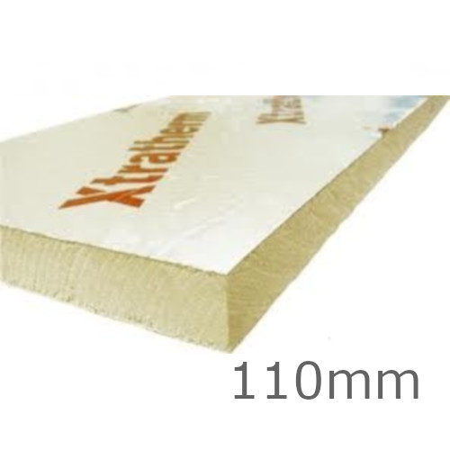 110mm Xtratherm PIR Rigid Insulation Board