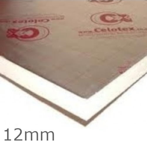 12mm Celotex TB4000 PIR Insulation Board