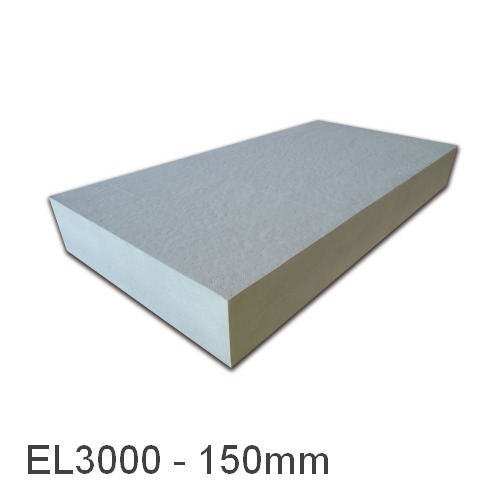 150mm Celotex El3000 Flat Roof Board El3150