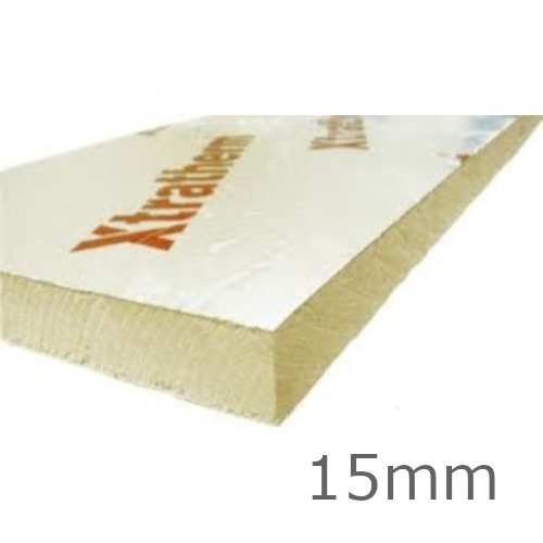 15mm Xtratherm PIR Rigid Insulation Board