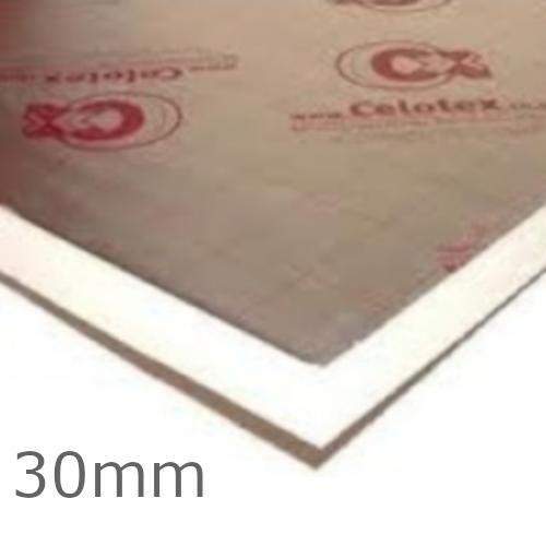 30mm Celotex TB4000 PIR Insulation Board - TB4030