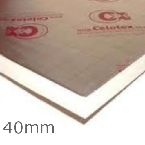 40mm Celotex TB4000 PIR Insulation Board - TB4040
