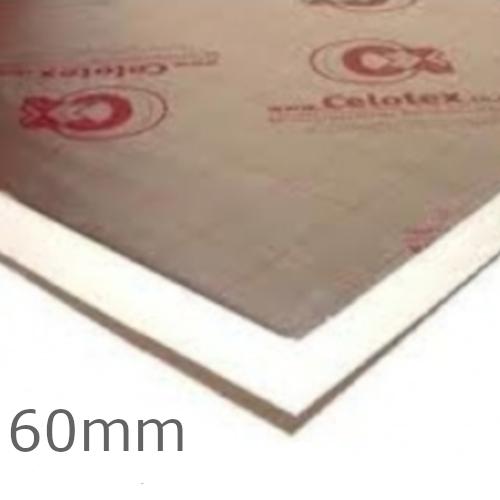 60mm Celotex GA4000 PIR Insulation Board - GA4060
