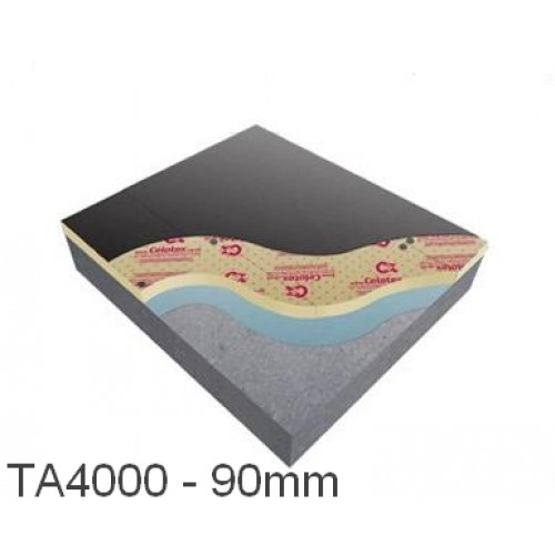 90mm Celotex TA4000 PIR Insulation Board (pack of 13)