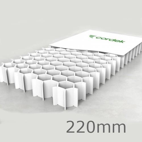 220mm Cellcore Hx B Under Beam Eps Foundation Beam Board