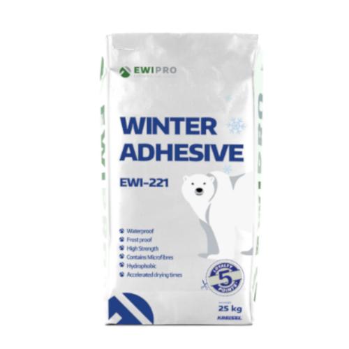 EWI-221 Winter Adhesive - 25kg bag