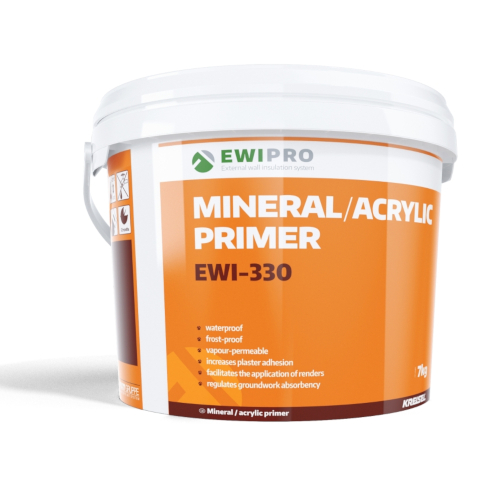 EWI-330 Mineral Acrylic Primer - 7kg