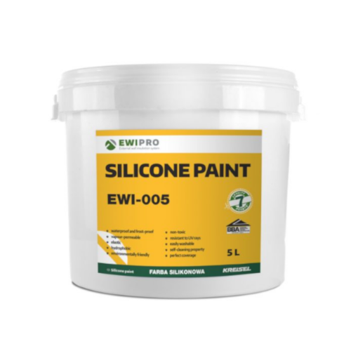 EWI-005 Silicone Paint - 5L