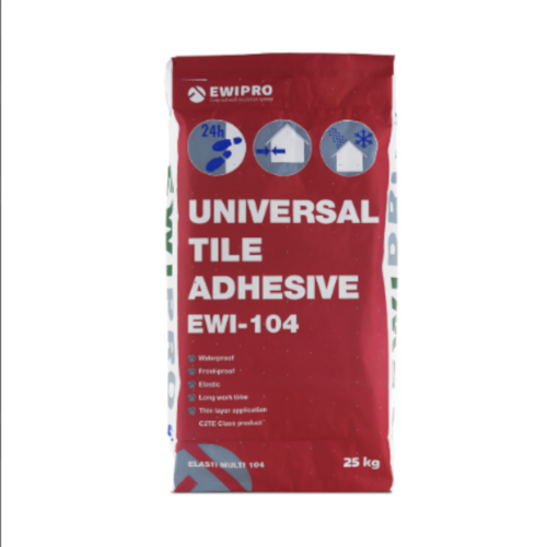 EWI-104 Universal Tile Adhesive - 25kg bag