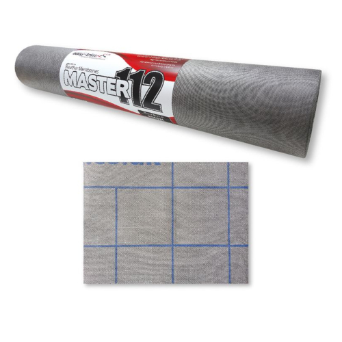 Easy-Trim Master 112GSM Breather Membrane for Pitched Roofs - 1m x 50m Roll