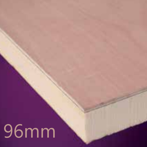 96mm EcoTherm Eco-Deck - Insulated Flat Roof Decking