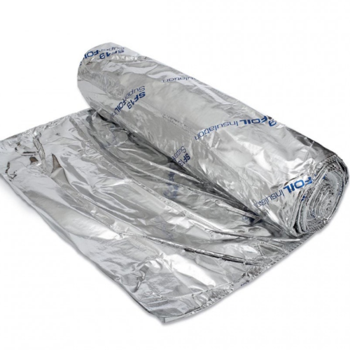 45mm SuperFOIL Multi-layer Foil Insulation SF19+ - 1.2m x 10m Roll