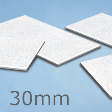 30mm Isocheck Absorba Panel Ceiling and Wall Panels 600mm x 1200mm