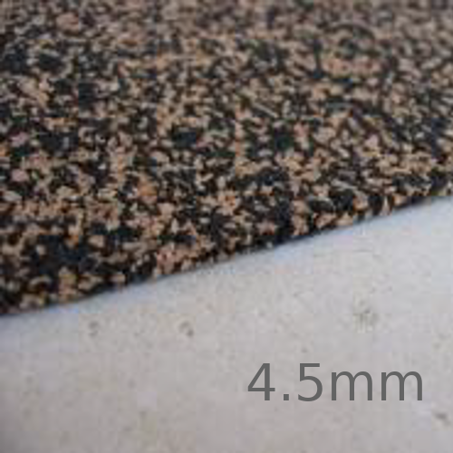 4.5mm Isocheck Re-Mat 5 Acoustic Screed Underlay