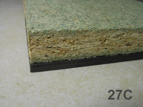 27mm Isocheck 27C Concrete Floor Acoustic Board