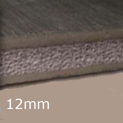 12mm Isocheck Impact Mat 300 -  Acoustic Underlay
