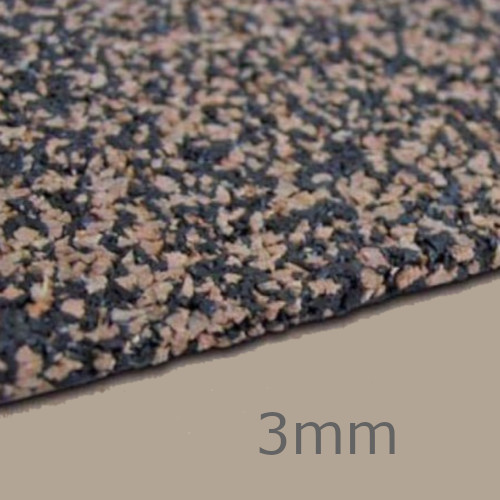 3mm Isocheck Re-Mat 3 Resilient Floor Mat