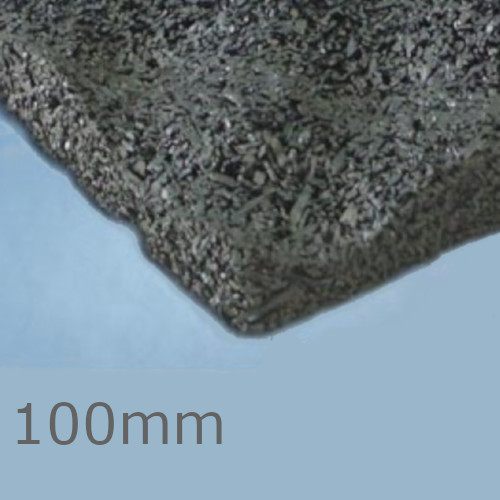 100mm Isocheck Re-Mat Acoustic Isolation Strip