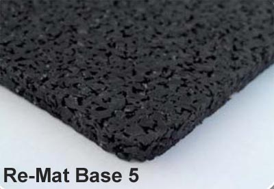 5mm Isocheck Re-Mat Base 5 Acoustic Screed Underlay
