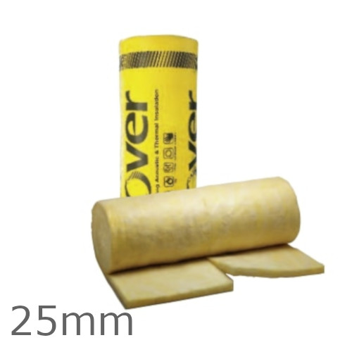 25mm Isover Acoustic Partition Roll
