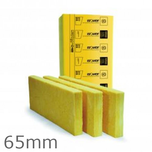 65mm Isover Cavity Wall Slabs (pack of 16)