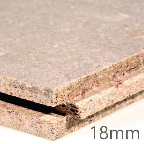 18mm JCW Cement Particle Board for Ceilings and Floors