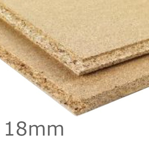 18mm JCW Plain Tongue and Groove Chipboard