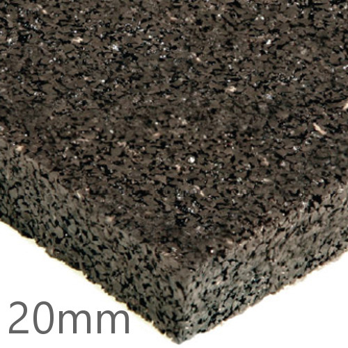 20mm JCW RR20 Multi-Purpose Mat - Soundproof Matting