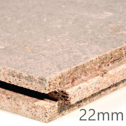 22mm JCW Cement Particle Board for Ceilings and Floors
