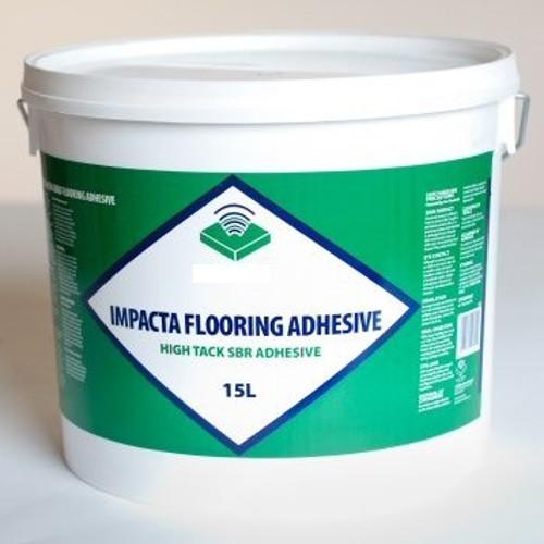 JCW Impacta Flooring Adhesive - 15 Litre tub