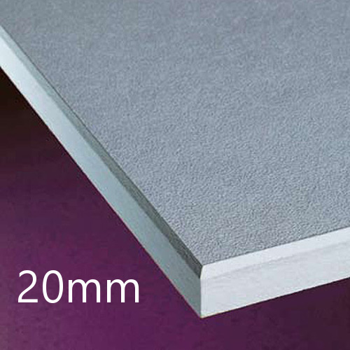 20mm JCW Absorber Ceiling Tile - pack of 10