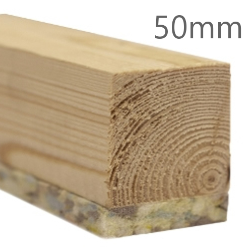 50mm JCW Acoustic Batten 50C