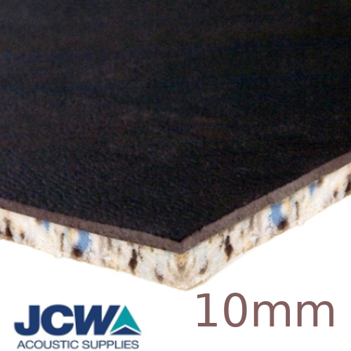 10mm JCW Impactalay 10 Acoustic Mat for Timber and Concrete Floors