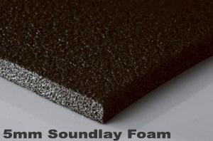 5mm KarmaFloor Soundlay Foam Acoustic Underlay
