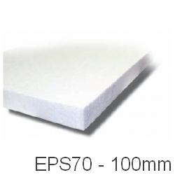 100mm EPS70 Polystyrene Insulation Board Kay-Metzeler (pack of 3)