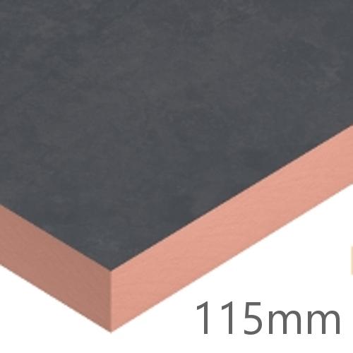 115mm Kingspan Kooltherm K106 Phenolic Cavity Board (pack of 4)