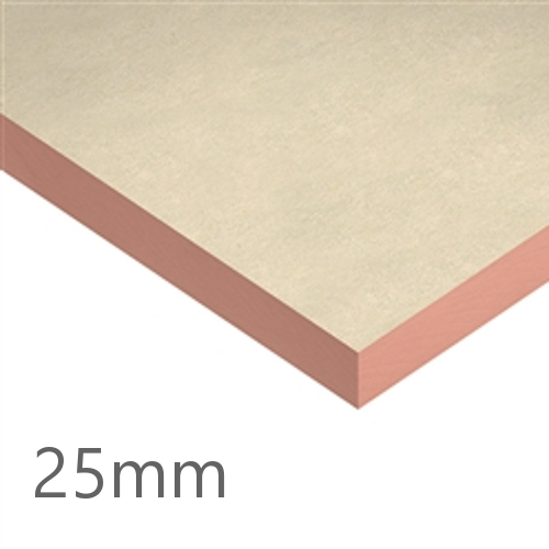 25mm Kingspan Kooltherm K3 Phenolic Floorboard (pack of 12)