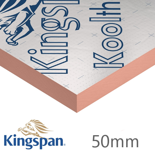 50mm Kingspan Kooltherm K12 Framing Board (pack of 6)