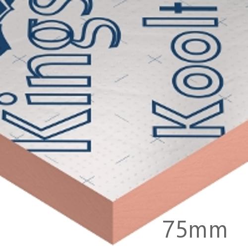 75mm Kingspan Kooltherm K108 Phenolic Cavity Board (pack of 6)