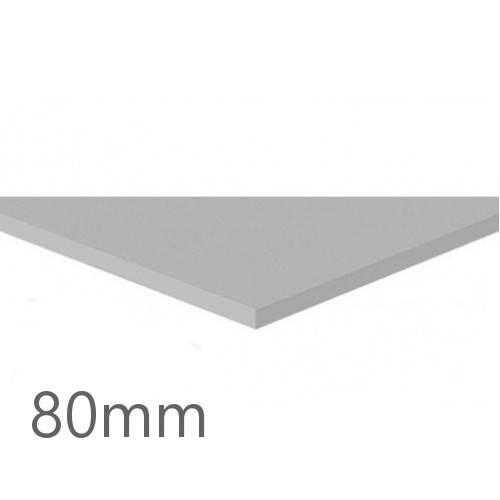 80mm Kingspan Styrozone N300r Xps Board Insulation For