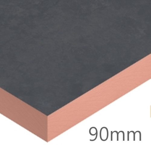 90mm Kingspan Kooltherm K106 Phenolic Cavity Board (pack of 4)