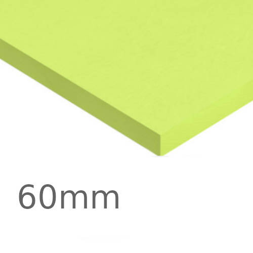 60mm Kingspan GreenGuard GG700 XPS Board (pack of 7) - Insulation for Car Park Decks, Heavy-duty Industrial, Commercial and Cold Store Floors