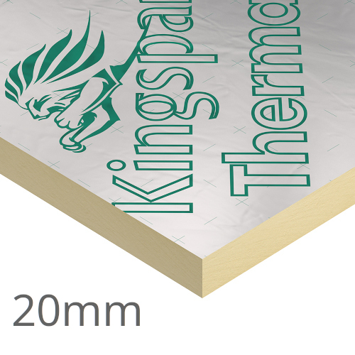 20mm Kingspan Thermapitch TP10 Pitched Warm Roof Insulation Board