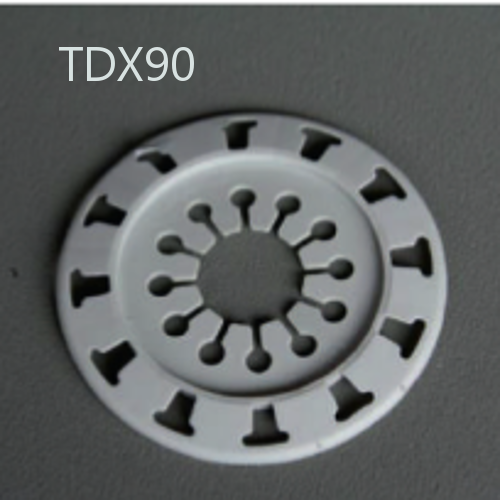 TDX90 Support Disc for Mineral Wool and Lamella Mineral Wool Insulation (pack of 200)