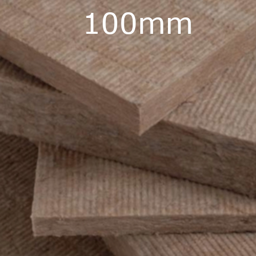 100mm Earthwool RS45 Universal Insulation Slab Knauf (pack of 5)