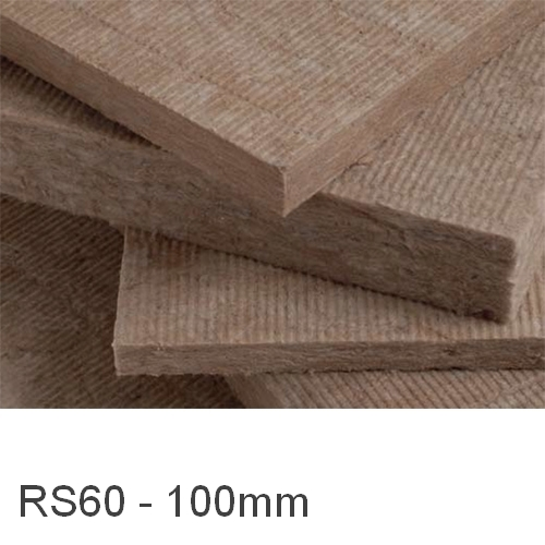 100mm Kanauf Earthwool Rs60 Universal Insulation Slab
