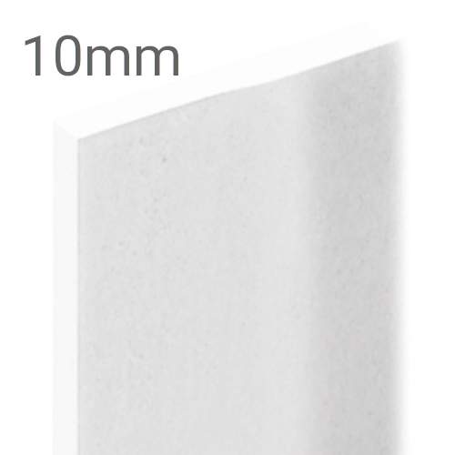 10mm Knauf Thermoboard  - Special Performance Plasterboard 1250mm x 2000mm