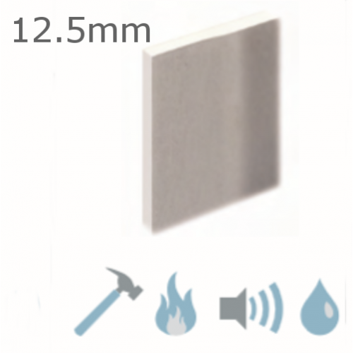 12.5mm Knauf Performance Plus - High Performance Plasterboard 1200x2400mm